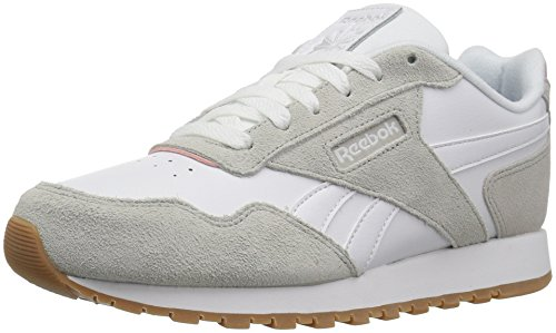Reebok Classic Harman Run Sneaker Steel/White/Shell Pink/Gum really cheap 4wz4L6b