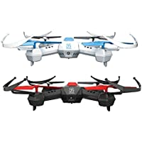 Skyking S-55X Battle Drone Quadcopter with 3 Lives One Combating and 2.4G Strong Anti-interference(Pack of 2)