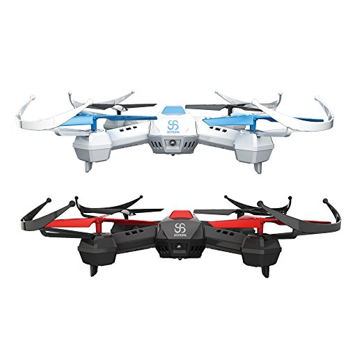 Battle Drones SKYKING S-55X with Infrared Fighting Function Toy drone for Beginner & Kids Fighting drones 2 Pack