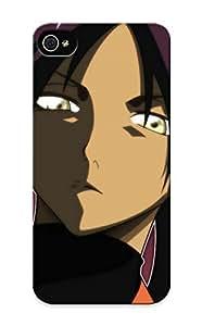 Hot Diushoujuan Design Premium Mpdlzb-2869-vlnvsog Tpu Case Cover ipod touch4 Protection Case (anime Bleach)