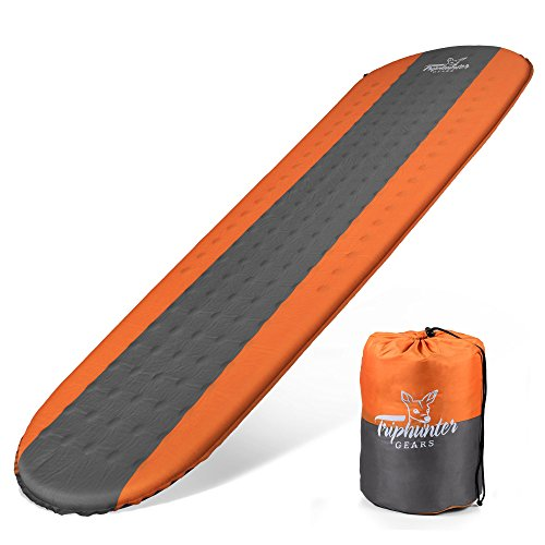 Self Inflating Sleeping Pad Lightweight & Compact Foam