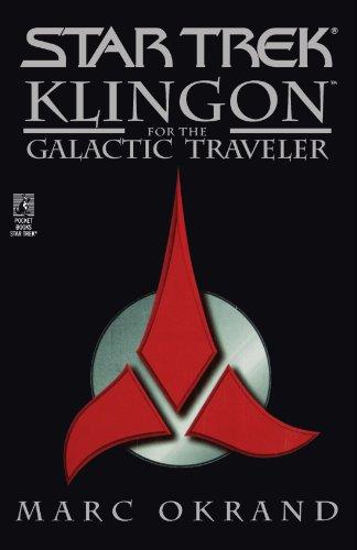 Klingon for the Galactic Traveler (Star Trek) by Brand: Pocket Books/Star Trek