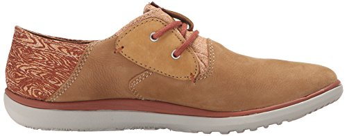Merrell Womens Duskair Smooth-w Fashion Sneaker Marrone Zucchero