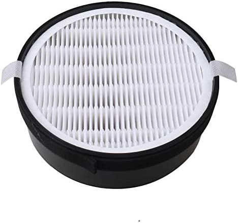 nuoshen Air Purifier Replacement Filter, Hepa Filter Replacement LV-H132 Replacement Filter True HEPA and Activated Carbon Filters Set for Levoit