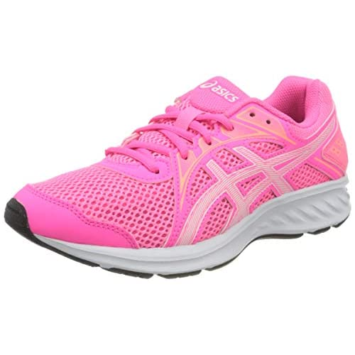 chollos oferta descuentos barato Asics Jolt 2 Sneaker Unisex Child Hot Pink White 35 EU