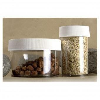 Nalgene Straight Side Jar - Polycarbonate Clear 1oz (Nalgene Travel Container)