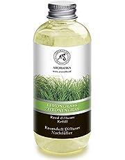 Recarga de Difusor de Limoncillo 500ml - Aceite Puro & Natural Limoncillo - Fragancias de Ambiente Intensas y Duraderas - 0% Alcohol - Mejor para de Ambiente - Difusor
