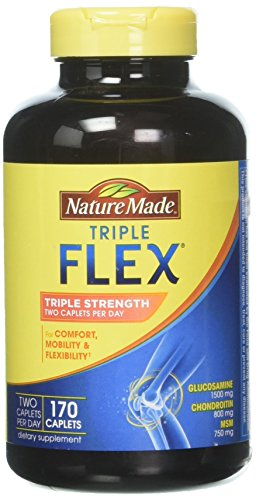 Nature Made Tripleflex Triple Strength  170 Caplets