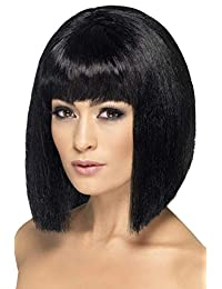Smiffy's Women's Coquette Wig Short with Fringe
