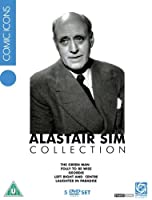 Alastair Sim - The Comic Icons Collection