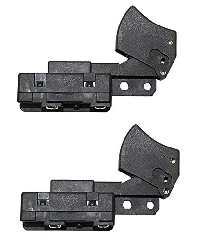 ((2) Trigger Type Skil Saw Switch for HD77 or HD77M)