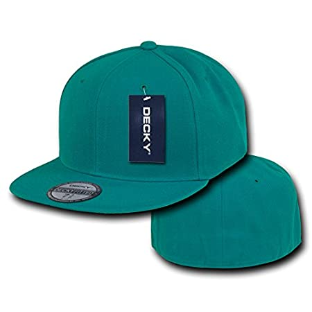 736de4dadd7 Amazon.com  DECKY Retro Fitted Cap  Sports   Outdoors