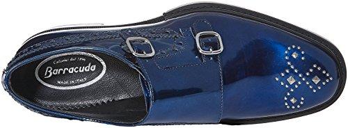 Mujer A00SMRETL Azul Hebilla Barracuda Zapatos con RITf8q