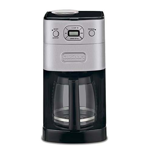 Cuisinart DGB625BC Coffeemaker Certified Refurbished