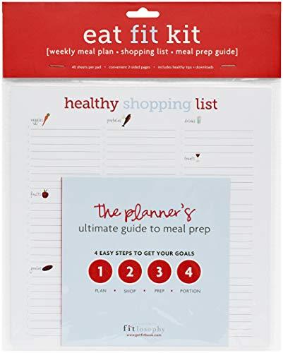 amazon fitlosophy eatフィットキット weekly食事計画 ショッピング