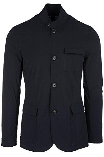 Emporio Armani Men's Jacket Blazer Blazer Blu US Size 50 (US L) (Emporio Armani Wool Blazer)