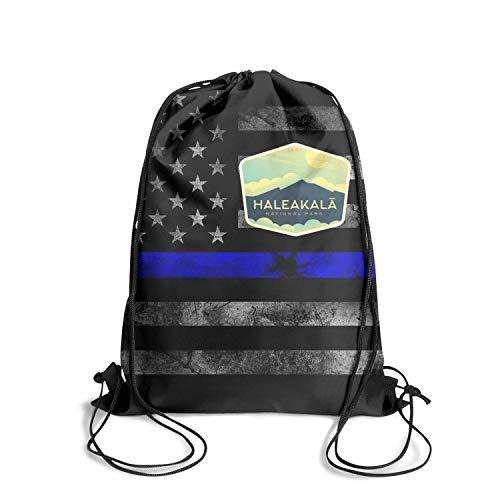 HaleakalÄ National Park Unisex Drawstring Bag Designer Waterproof Stadium Sports Backpack