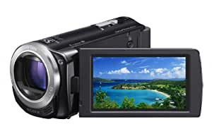 Sony HDR-CX260V High Definition Handycam 8.9 MP Camcorder with 30x Optical Zoom and 16 GB Embedded Memory (Black) (2012 Model)