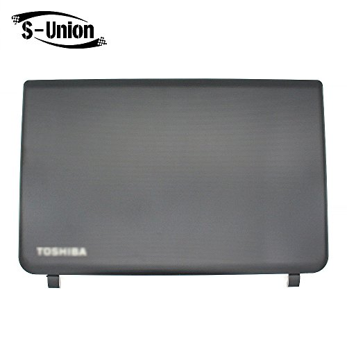 S-Union New Toshiba Satellite C55 C55T-B C55-B C55-B5270 C55T-C5300 Top Back Cover Laptop Replacement Parts by Generic