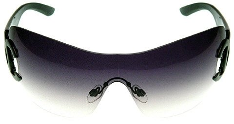 Amazon.com: anteojos de sol Chanel 4124 Gris Lente Negro ...