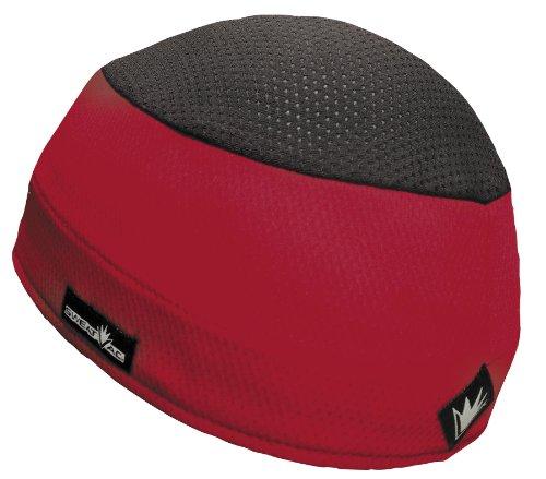 (Do Wrap/Wickie Wear Genuine Do Wrap Sweatvac Ventilator Cap - Red, Distinct Name: Red, Size: OSFM, Primary Color: Red,)