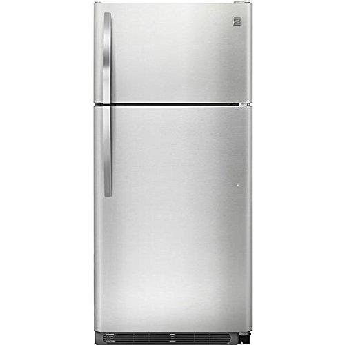 Kenmore 60505 18 cu. ft. Top Freezer Refrigerator with Gl...