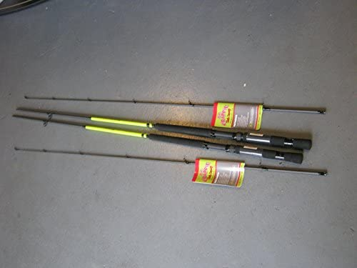 Mr. Crappie Slab Daddy Crappie Rods Set of 2 Choice of Size