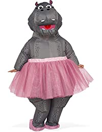 Costume Co - Hippo Inflatable Adult Costume