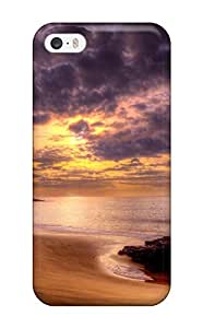 Excellent Design Sunset Earth Nature Sunset Case Cover For Iphone 5/5s