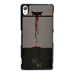 Sony Xperia Z3 Cell Phone Case Black Breaking Bad AS7YD3628185