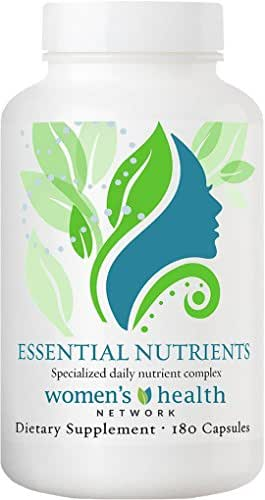 Essential Nutrients by Women's Health Network - The Most Complete Multivitamin and Multimineral Nutritional Supplement for Women