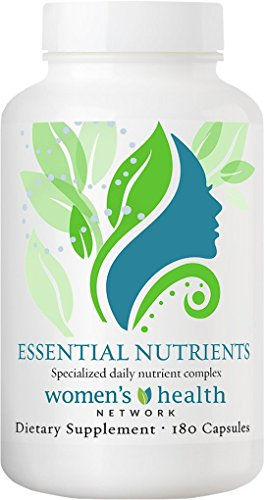 Essential Nutrients by Women's Health Network - The Most Complete Multivitamin and Multimineral Nutritional Supplement for (Womens Health Supplements)