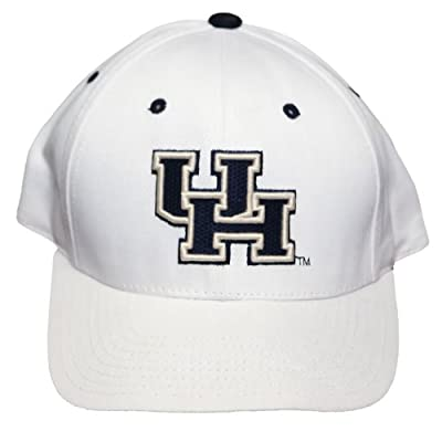 New! University of Houston Cougars - Adjustable Back Embroidered Cap by NCAA Signatures Headwear