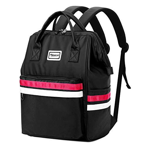 Zicac Teen Girls College Backpack School Bookbag Women Casual Travel Daypack