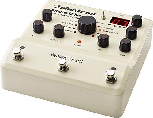 Buy analog distortion pedal