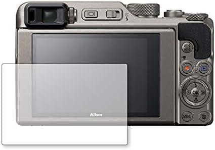 【専用】COOLPIX A1000 / NIKON 機種用【強化 ガラスフィルム 同等の硬度9H ブルーライトカット 光沢 改訂版 液晶保護 フィルム】