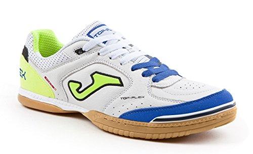 Flex White Shoes Joma Top Adults' Unisex Futsal tZ4n6w1q