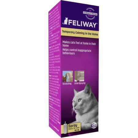 Ceva Feliway Spray (60 mL) by Ceva
