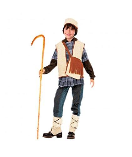 Disfraz de Pastor niño infantil para Navidad 2-4 años