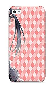 Sanp On Case Cover Protector For Iphone 5c (date A Live)