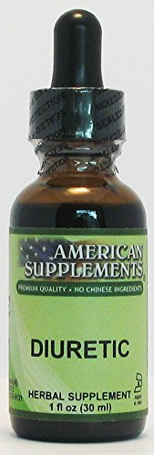 Diurétique de l'Amérique Suppléments 1 oz de Liquide