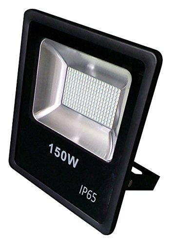 Hepoluz SMD Proyector LED, 150 W, Negro: Amazon.es: Iluminación