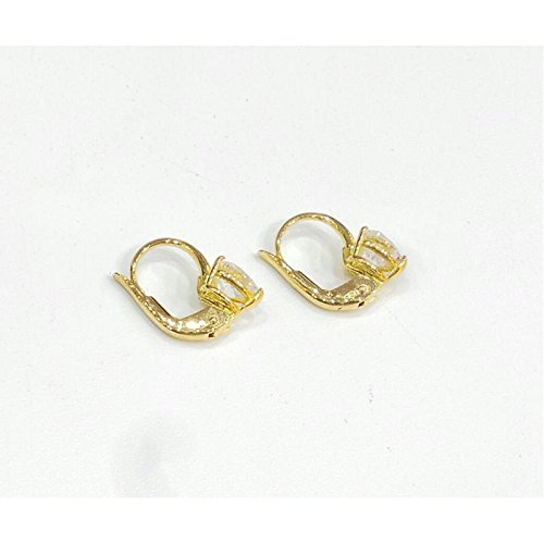 Boucles d'oreille Femme - oroo3 or jaune