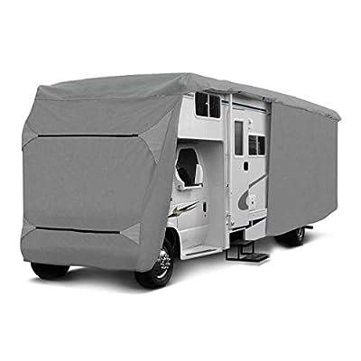 Wohnmobil Schutzhülle, wetterfest - Schutzhülle für Campingmobile Wohnmobil Abdeckplane - Wohnwagenplane atmungsaktiv…