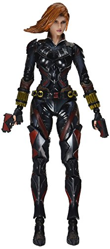 with Black Widow Action Figures design