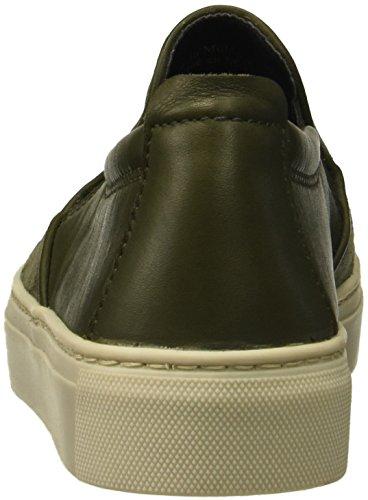 Women''s Risk Sneaker The Full black Time Kaki Flexx gT7npZ