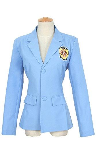 Cosplaybar Cosplay Costume Ouran High School Host Club Boy Uniform Blazer Male XL