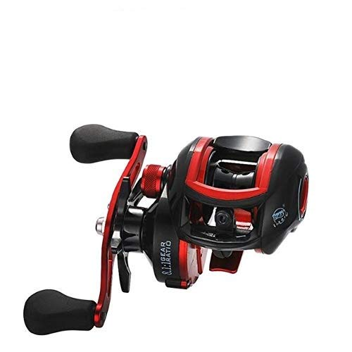 Amazon price history for Adeeing 18x1BB Metal Baitcasting Fishing Reel 8.1:1 Long Shot Right Hand Fishing Reel