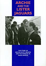 Archie and the Lister Jaguars