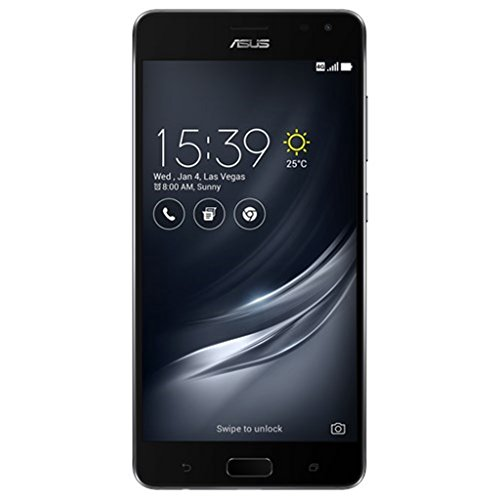 ASUS ZenFone AR 128GB ZS571KL 5.7″ inch Dual-SIM Android Factory Unlocked 4G/LTE Smartphone (Black) – International Version